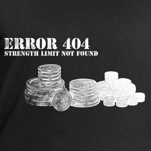 Error 404 Message - Women's Muscle 2 - Men's Sweatshirt by Stanley & Stella
