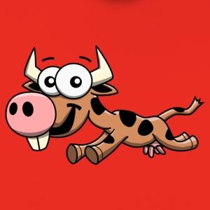 Happy Cow T-Shirts - Kinder Premium Hoodie