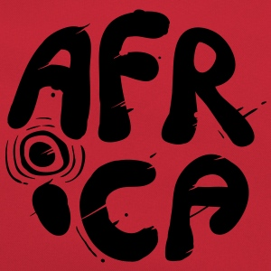 africa T-Shirts - Retro Bag