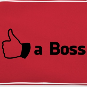 Like a Boss T-shirts - Retro-tas