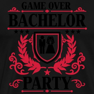 Bachelor Party T-skjorter - Premium T-skjorte for menn