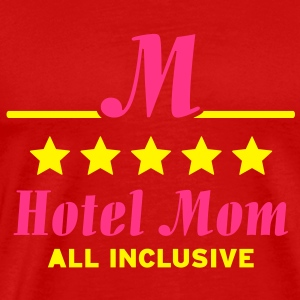 Hotel Mom all inklusive Tops - Männer Premium T-Shirt