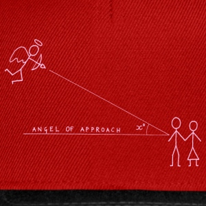 Angle of Approach (Pink) Tops - Snapback Cap