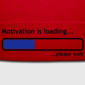 motivation ladebalken Tops - Wintermütze