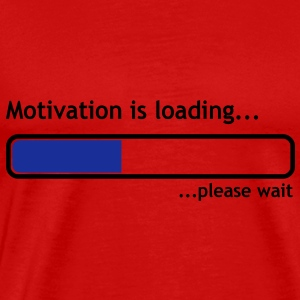 motivation ladebalken Tops - Männer Premium T-Shirt