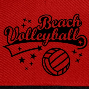 Beach Volleyball - Beach volley - Estate Beach Sun Top - Snapback Cap