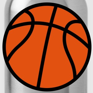 Basketball Ball  - Basketbal Bal Tops - Drinkfles