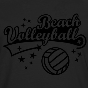 Beach Volley - Summer Sun Beach Tee shirts - T-shirt manches longues Premium Homme