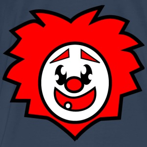 clown Toppar - Premium-T-shirt herr