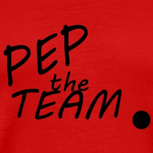 PEP the team Tops - Männer Premium T-Shirt