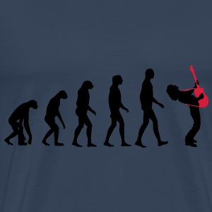 rock evolution Toppar - Premium-T-shirt herr