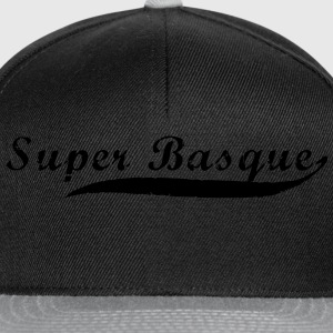 Super Basque Tee shirts - Casquette snapback