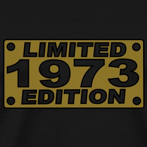 1973_limited_edition T-shirts - Herre premium T-shirt