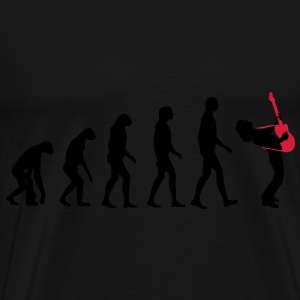 rock evolution Toppe - Herre premium T-shirt
