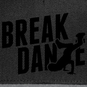 breakdance T-Shirts - Snapback Cap
