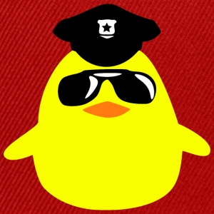 cool_cop_chick T-shirts - Snapbackkeps