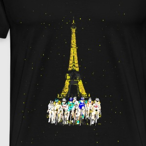 Tour de France Tops - Mannen Premium T-shirt