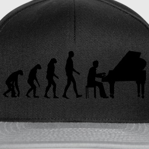 piano evolution T-Shirts - Snapback Cap