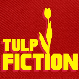 Tulp Fiction Shirts - Snapback cap