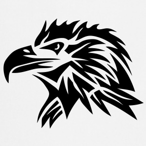 aigle tribal eagle tatoo tatouage 11022 Tee shirts - Tablier de cuisine