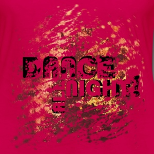 dance all night | Tanzshirts   Tops - Camiseta de manga larga premium mujer