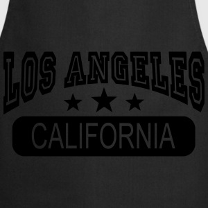 los angeles california Tops - Keukenschort