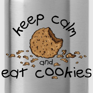 Keep calm and eat cookies Débardeurs - Gourde