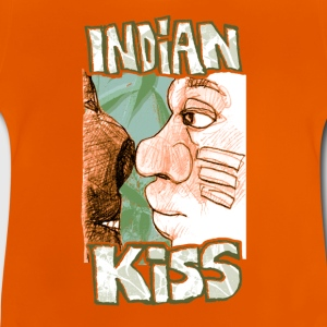 indian kiss T-Shirts - Baby T-Shirt