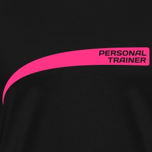 Personal trainer / Drill Instructor T-shirts - Mannen Premium T-shirt