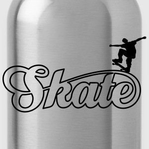 skate Tops - Trinkflasche
