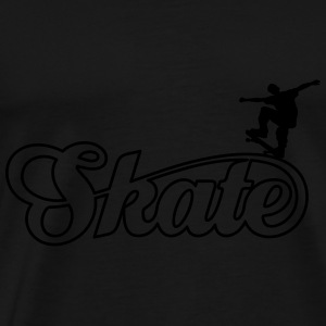 skate Tops - Men's Premium T-Shirt
