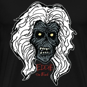 EDDIE  the Ead . New Wave of Heavy Metal. 2 - Men's Premium T-Shirt