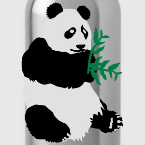 panda bamboo Tops - Water Bottle