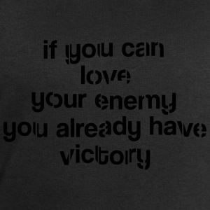 If you can love your ennemy Victory Tee shirts - Sweat-shirt Homme Stanley & Stella