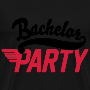 bachelor party Toppe - Herre premium T-shirt