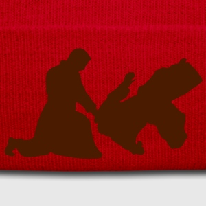 aikido silhouette shadow ombre2 Tee shirts - Bonnet d'hiver