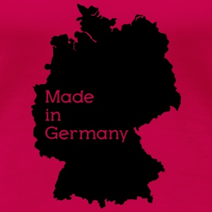 Made in Germany Tops - Frauen Premium T-Shirt