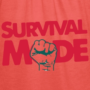 Survival Mode T-shirts - Dame tanktop fra Bella