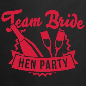 Team Bride - Hen Party Tops - Cooking Apron