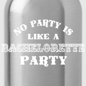 Bachelorette Party White Tops - Water Bottle