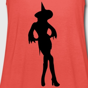 Witch / Halloween T-Shirts - Women's Tank Top by Bella