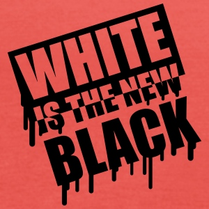 White Is The New Black Graffiti Camisetas - Camiseta de tirantes mujer, de Bella