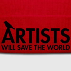 Artists will save the world Tee shirts - Bonnet d'hiver