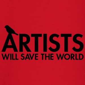 Artists will save the world Tee shirts - T-shirt manches longues Bébé