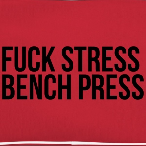 fuck stress T-Shirts - Retro Tasche
