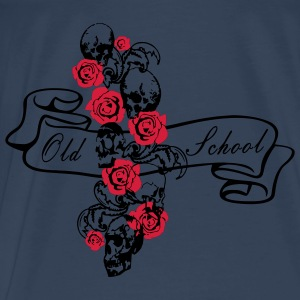 old_school_2 Tops - Männer Premium T-Shirt