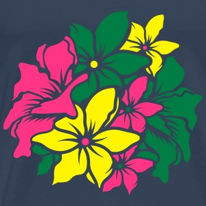 a bouquet of flowers Tops - Men's Premium T-Shirt
