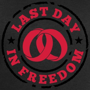 Last day in freedom T-Shirts - Men's Sweatshirt by Stanley & Stella