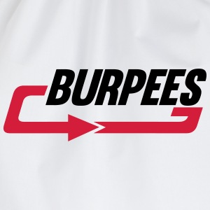 Burpees Top - Sacca sportiva
