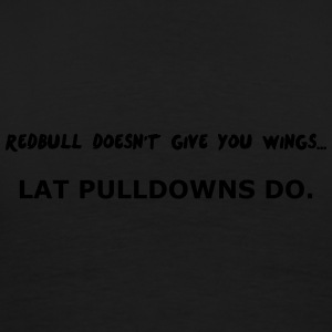 Redbull doesn't give Wing T-Shirts - Men's Premium T-Shirt